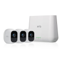 Deals List: Arlo Pro 2 - Wireless Home Security Camera System with Siren | Rechargeable, Night vision, Indoor/Outdoor, 1080p, 2-Way Audio, Wall Mount | Cloud Storage Included | 3 camera kit (VMS4330P)