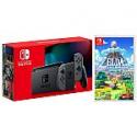 Deals List: Nintendo Switch 32GB Console New Version with Zelda Links Awakening Bundle