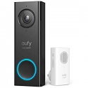 Deals List: eufy Security, Wi-Fi Video Doorbell with 2K HD, 2-way audio, No Monthly Fees (Requires Existing Doorbell Wires, 16-24 VAC, 30 VA or above)