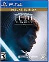 Deals List: Star Wars Jedi: Fallen Order Deluxe Edition, Electronic Arts, PlayStation 4