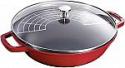 Deals List: Staub Cast Iron 4.5-qt Perfect Pan (visual imperfections)