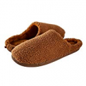 Deals List: Oooh Yeah Men's Soft Cozy Non-Slip Solid Sherpa Slippers