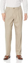 Deals List: 4 Lee Custom Mens Fit Relaxed-Fit Flat-Front Pants