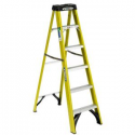 Deals List: Werner 6 ft. Fiberglass Step Ladder with 225 lbs. Load Capacity
