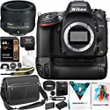 Deals List: Nikon D610 24.3MP DSLR Camera 50mm F1.8G Lens Kit