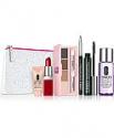 Deals List: Clinique 7-Piece Merry & Bright Set + Foaming Sonic Facial Soap (1-oz) + 6pc Skincare Gift