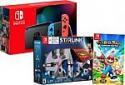 Deals List: 32GB Nintendo Switch Console + Mario + Rabbids Kingdom Battle + Starlink: Battle for Atlas Starter Bundle