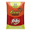 Deals List: 85 Count Hersheys REESES and Kit Kat Christmas Chocolate