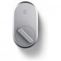 Deals List: August Smart Lock Pro + Connect Wi-Fi Bridge, 3rd gen technology - Silver, works with Alexa, HomeKit & Zwave.