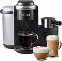 Deals List: Keurig K-Cafe Coffee Maker, Single Serve K-Cup Pod Coffee, Latte and Cappuccino Maker, Comes with Dishwasher Safe Milk Frother, Coffee Shot Capability, Compatible With all K-Cup Pods, Charcoal
