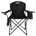 Deals List: Coleman Portable Camping Quad Chair with 4-Can Cooler