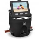 """Deals List: KODAK SCANZA Digital Film & Slide Scanner - Converts 35mm, 126, 110, Super 8 & 8mm Film Negatives & Slides to JPEG - Includes Large Tilt-Up 3.5"""" LCD, Easy-Load Film Inserts, Adapters & More"""