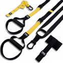 Deals List: TRX ALL-IN-ONE Suspension Training: Bodyweight Resistance System | Full Body Workouts for Home, Travel, and Outdoors | Build Muscle, Burn Fat, Improve Cardio | Free Workouts Included