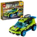 Deals List: LEGO Creator 3in1 Rocket Rally Car 31074 Building Kit (241 Pieces)