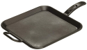Deals List: Lodge Pan Scrapers. Handheld Polycarbonate Cast Iron Pan Cleaners. (2-Pack. Red/Black)