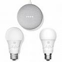 Deals List: Google Smart Light Starter Kit + Additional GE C-Life Smart Bulb