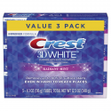Deals List: Crest 3D White Toothpaste Radiant Mint 4.1 oz (3 pack)