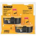 Deals List: DEWALT 18V Battery, XRP, Combo Pack (DC9096-2)