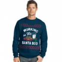 Deals List: Hanes Mens Ugly Christmas Crew Sweatshirt