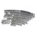Deals List: Husky 1/4-in 3/8 in and 1/2-in Drive Socket Set 200-Pc