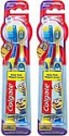 Deals List: Colgate Kids Toothbrush With Extra Soft Bristles, Minions, 2Count, Pack Of 2