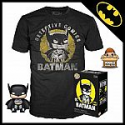 Deals List: Funko Batman 80th Sun Faded POP! + T-Shirt Bundle + Choice of Select POP! Figure