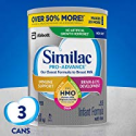 Deals List: 3-Pack Similac Pro-Advance Non-GMO Infant Formula 36oz