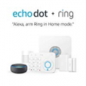 Deals List: Ring Alarm 5 Piece Kit + Echo Dot (3rd Gen), Works with Alexa