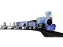 Deals List: Lionel Disney's Frozen Battery-powered Model Train Set, Ready to Play wtih Remote