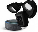 Deals List:  2 Ring Floodlight Cams + 2 Amazon Echo Dots