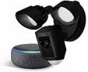 Deals List:  2 Ring Floodlight Cams + 2 Amazon Echo Dots