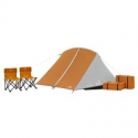 Deals List: Ozark Trail Kids Camping Kit with Tent, Chairs, and Sleeping Pads