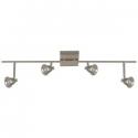 Deals List: Aspects Bella 3 ft. 4-Light Satin Nickel LED Track Lighting Kit