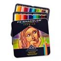 Deals List: Prismacolor 3598T Premier Soft Core Colored Pencils, Soft, Thick Core Pencils for a Smooth Color Laydown, Pigments, Assorted Colors, Pack of 48