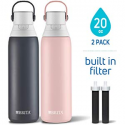 Deals List: Brita Everyday Pitcher with 1 Longlast Filter, Large 10 Cup, Turquoise