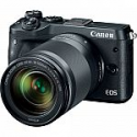 Deals List: Canon EOS M6 Mirrorless Digital Camera with 18-150mm Lens