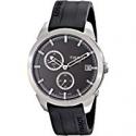 Deals List: Tissot Titanium GMT Black Dial Mens Watch