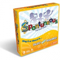 Deals List: Spontuneous The Song Game Sing It or Shout It Board Game