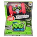 Deals List: Really RAD Robots - Electronic Remote Control Robot with Voice Command - Built for Speed and Tricks - Turbo Bot