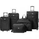 Deals List: American Tourister Wakefield 5-Piece Luggage Set + $11 Rakuten Cash