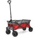 Deals List: Creative Outdoor All-Terrain Folding Sport Compact Wagon, Two-Tone