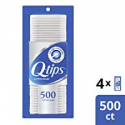Deals List: Q-tips Swabs Cotton, 500 Count (Pack of 4)