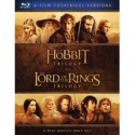 Deals List: Middle-Earth Theatrical: Hobbit + Lord Of Rings Trilogy Blu-ray