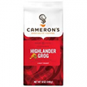 Deals List: Cameron's Coffee Roasted Ground Coffee Bag, Flavored, Highlander Grog, 12 Ounce