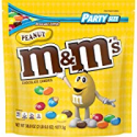 Deals List: M&M'S Peanut Chocolate Candy Party Size 38-Ounce Bag