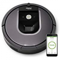 Deals List: iRobot Roomba 960 Robot Vacuum- Wi-Fi Connected Mapping, Works with Alexa, Ideal for Pet Hair, Carpets, Hard Floors (Renewed)