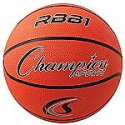 "Deals List: Champion Sports Official Heavy Duty Rubber Basketball (Size 7 - 29.5"")"