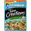 Deals List: StarKist Tuna Creations, Herb and Garlic, 2.6 oz pouch (Pack of 24)