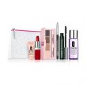 Deals List: Clinique 7-Pc. Merry & Bright Set + 7pc Skincare Gift