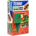Deals List: TERRO T1812 Outdoor Liquid Ant Killer Bait Stakes - 8 Traps